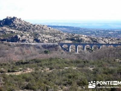Senderismo Sierra Norte Madrid - Belén Viviente de Buitrago; senderismo guipuzcoa